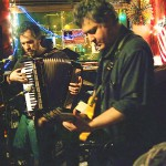 Jon Carroll & Duke at Banjo JIm's NYC